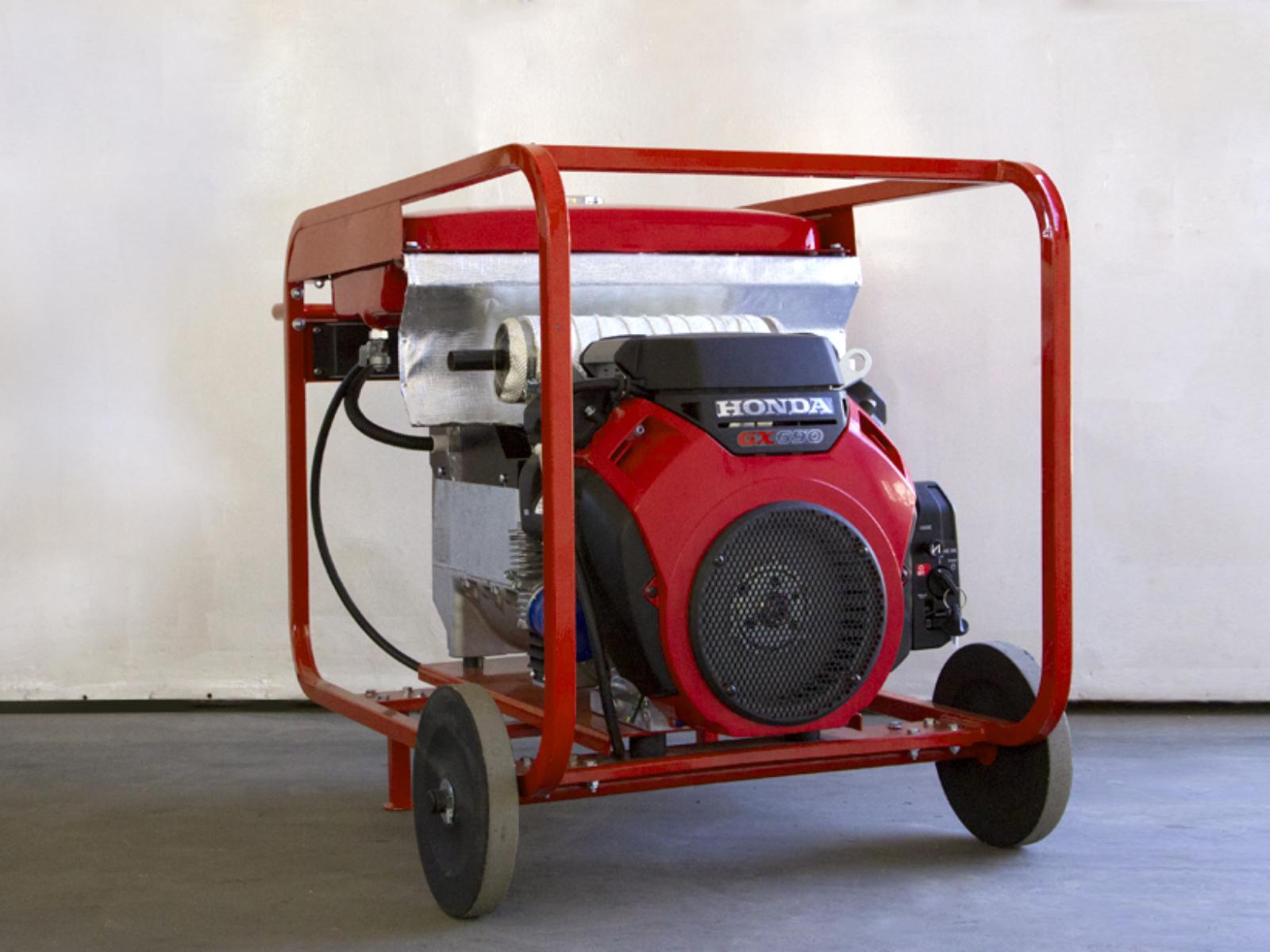 Centurion Generator Installations
