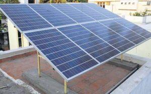Solar installation Centurion